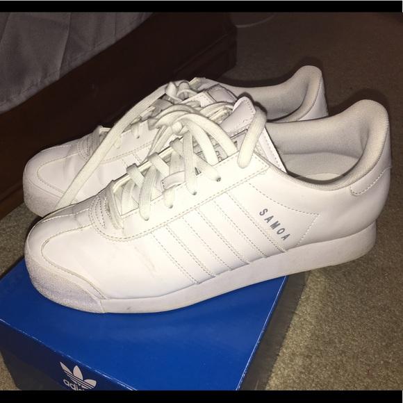 online store 708ae f126f Women s Adidas Samoa W - Size 8.5